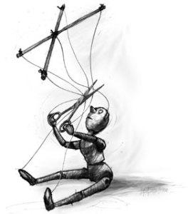 marionette-schneiden